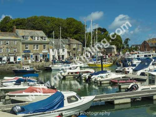Padstow Harbour, North Cornwall - Cornwall, Padstow, Harbour, Holiday, Resort, Fishing, Town, Boats, Yachts,