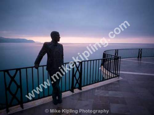 Balcon de Europe, Nerja, Costa Del Sol, Spain,