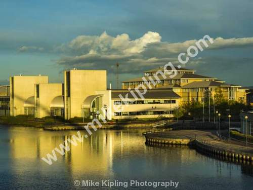University of Durham Stockton on Tees Campus alongside the River Tees, Cleveland - Cleveland, Stockton, University, Campus, River, Tees,