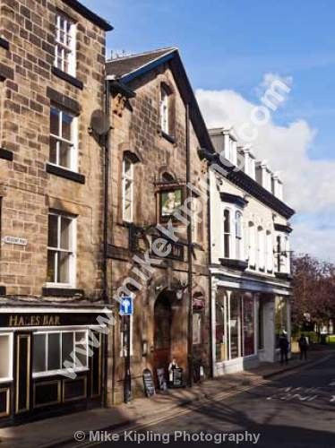 Hales Bar, Crescent Road, Harrogate - Yorkshire, Harrogate, Hales Bar, public, house,