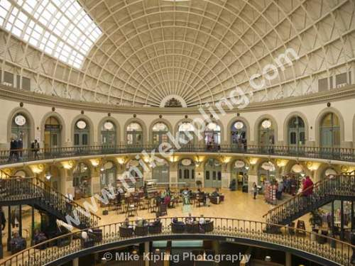 Leeds Victorian Covered Market, Yorkshire - Yorkshire, Leeds, city, covered, market, stals, Victorian,