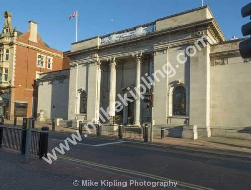 The Ferens Gallery, Queen Victoria, Square, Hull, Yorkshire. Chosen for Turner Prize 2017 - Yorkshire, Hull, Art, Gallery, Ferens, Turner, Prize, 2017,
