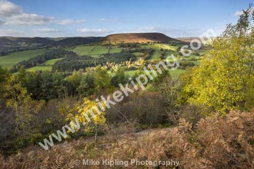 Easterside Hill, Bilsdale Autumn, North York Moors National Park - Yorkshire, Bilsdale, Ryedale, Easterside, Hill, Autumn, Colour,