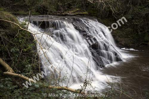 The Falls on the River Leven, Kildale, North York Moors National Park - Kildale, River, Leven, Water, Falls,